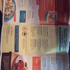 Gf menu