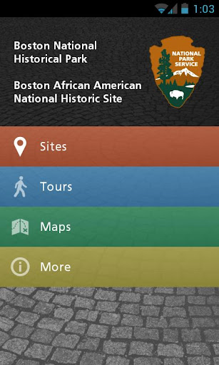 NPS Boston 1.0.3 screenshots 1
