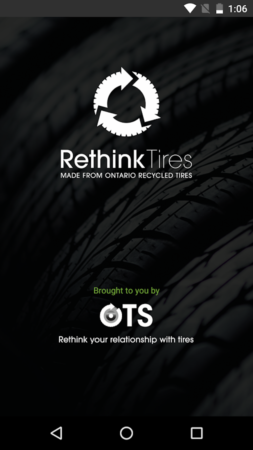 Rethink Tires- screenshot