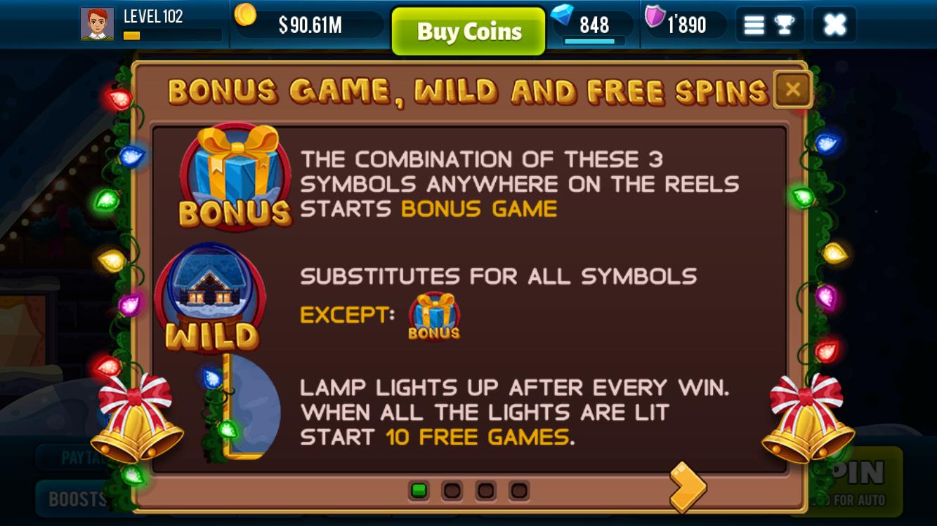 Christmas Slot Games Free