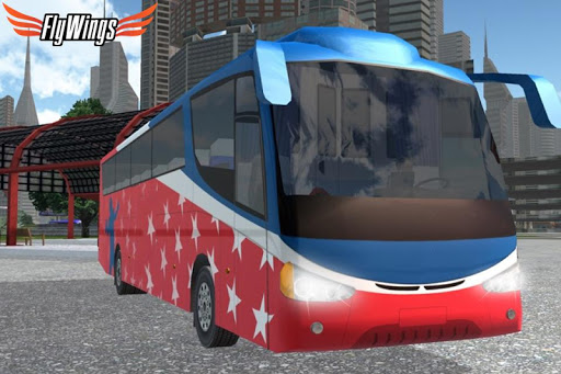 Bus Simulator 2015 New York 1.3.4 screenshots 1