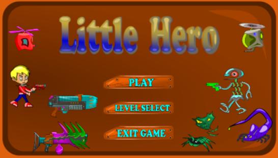 Little Hero - náhled