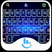 Neon Hologram Keyboard Theme APK