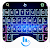 Neon Hologram Keyboard Theme file APK for Gaming PC/PS3/PS4 Smart TV