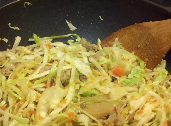 Chinese Cabbage Stir Fry Recipe