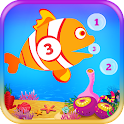 Math Fish Eat Numbers (Paid) icon