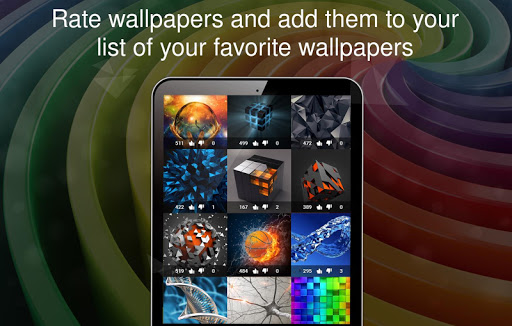 3D wallpapers 4k 1.0.12 screenshots 10