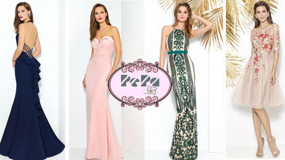 La Reina Boutique Pepa Talavera De En Vestidos Fiesta axYnw4qS1