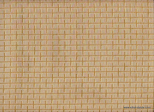 Photo: Royale 11 - SQUARE CO-ORDINATE – BISCUIT GOLD (100% Polyester)
