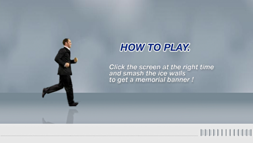 Run Man Run: Vector Man Smash The Ice Wall apktram screenshots 7