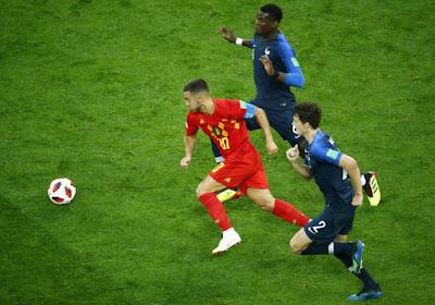 Eden Hazard n'est pas le seul en course pour le titre du meilleur joueur de la Coupe du Monde