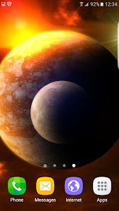 Space Pack 2D Live Wallpaper v2 build 2