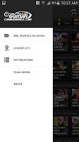Screenshot of CSN Local Sports
