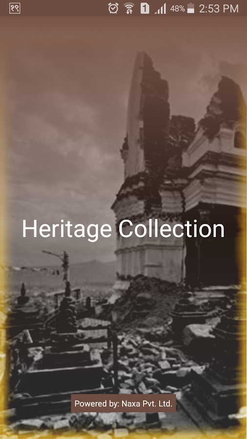 Heritage Collect- screenshot