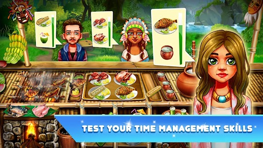 Cooking Fest : The Best Restaurant & Cooking Games 6