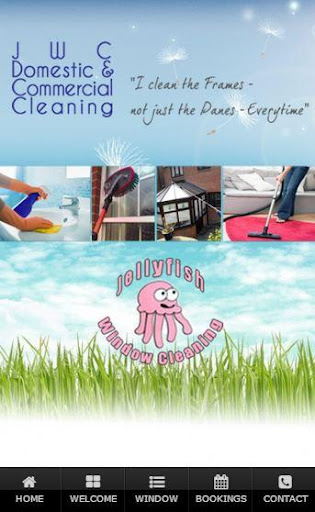Jellyfish Cleaning Services