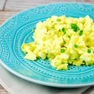 Basic Egg White Salad.