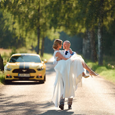Wedding photographer Adomas Tirksliunas (adamas). Photo of 17.01.2018