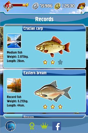 Pocket Fishing 1.9.2 screenshot 638813