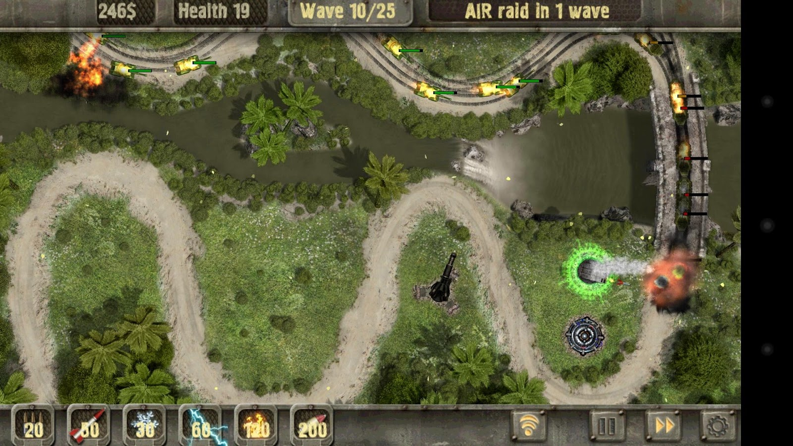 Defense Zone HD Lite- screenshot
