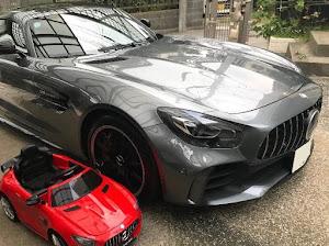 GT AMG GTRのカスタム事例画像 gtrさんの2018年09月17日20:11の投稿