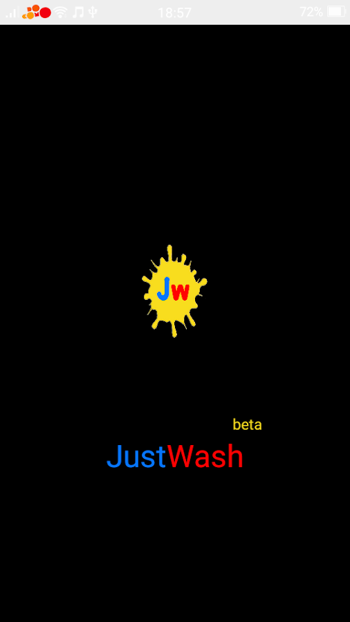 JustWash- screenshot