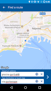 Gira Napoli- screenshot thumbnail