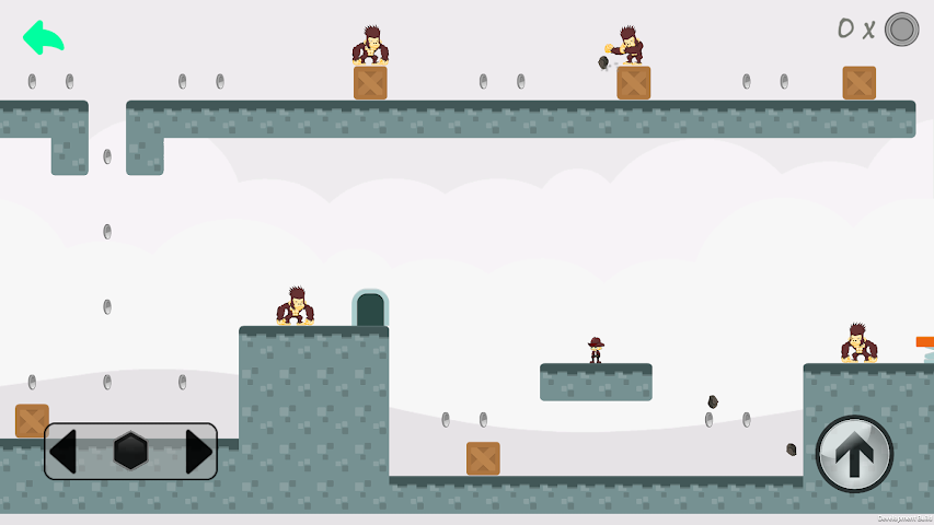 android Super Adventure World Screenshot 3