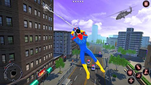 Rope Amazing Hero Crime City Simulator Apk 1