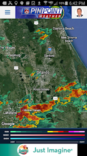 News 6 Pinpoint Weather- screenshot thumbnail