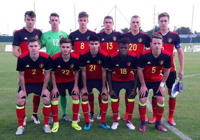 Les U19 s'impose 3-0 contre le Liechtenstein
