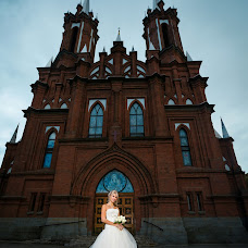Wedding photographer Aleksandr Khalaev (Kyker). Photo of 19.10.2017