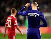 Anderlecht s'incline pour la cinquième fois en cinq matches
