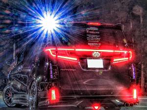 アルファード 30系 H29年式S・Aタイプブラックのカスタム事例画像 takebou😱ビビリーズ😱さんの2020年02月04日08:40の投稿