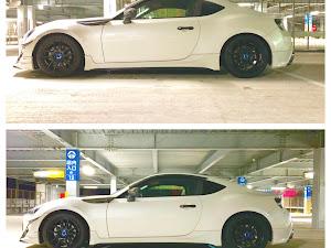 86 ZN6 GT 2012のサスペンションのカスタム事例画像 リタさんの2018年12月17日11:17の投稿