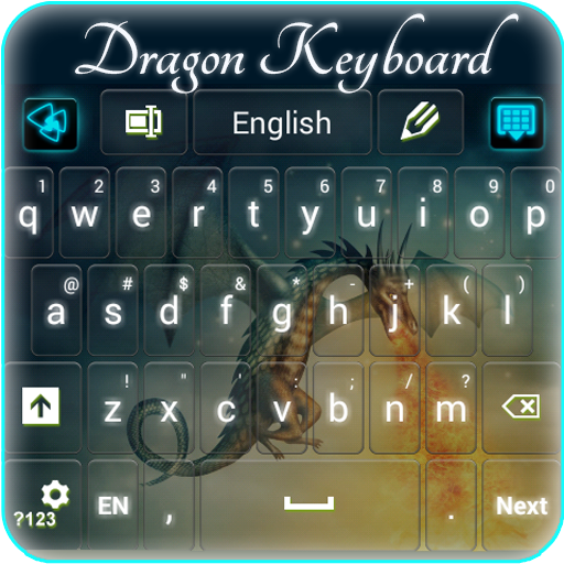 Blue Dragon Keyboard 個人化 App LOGO-硬是要APP