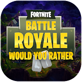 Game Would you rather for Battle Royale Icon
