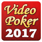 Video Poker 2017: Show hand icon