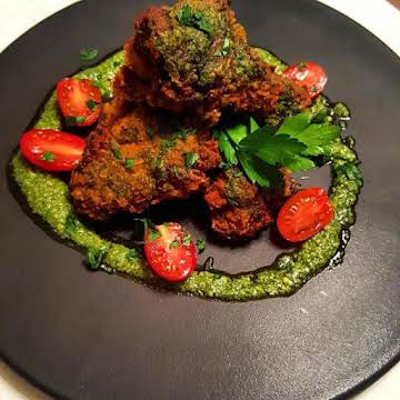 Genovese Wings, Pesto Chicken Wings