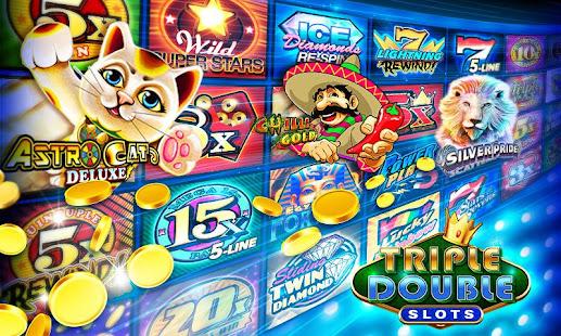 Triple Double Slots - Free Slots Casino Slot Games