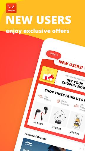 AliExpress - Smarter Shopping, Better Living  screenshots 1