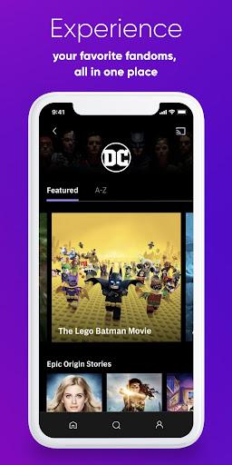 HBO Max: Stream HBO, TV, Movies & More screenshot 6