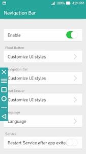 Download Navigation bar (BackMenu-root) APK latest version