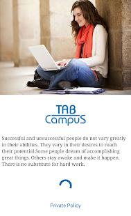 Tab Campus - náhled