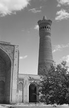 Photo: Во внутреннем дворе мечети  Калян http://ru.wikipedia.org/wiki/%D0%9C%D0%B5%D1%87%D0%B5%D1%82%D1%8C_%D0%9A%D0%B0%D0%BB%D1%8F%D0%BD Май 1976 года