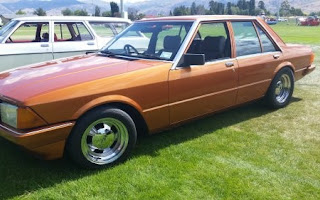 Ford Falcon XD Rent Southland