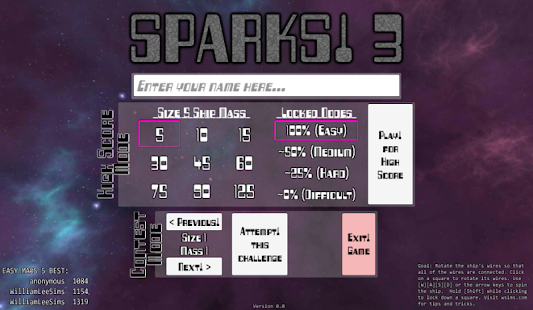 Sparks! 3- screenshot thumbnail
