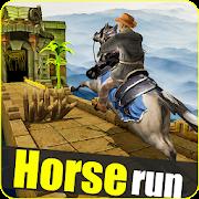 Temple Jockey Run - Horseman Adventure