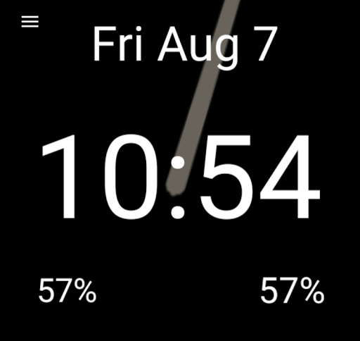 MINIMUM Watchface