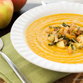 Butternut Squash Parsnip Soup Recipes